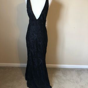 NWT Free People black dress size 0